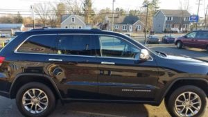 This week's featured listing: 2015 Jeep Grand Cherkoee Limited