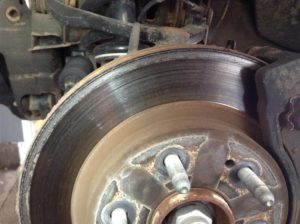Common Symptoms of a Failing Brake Rotor or Disc | VF Auto