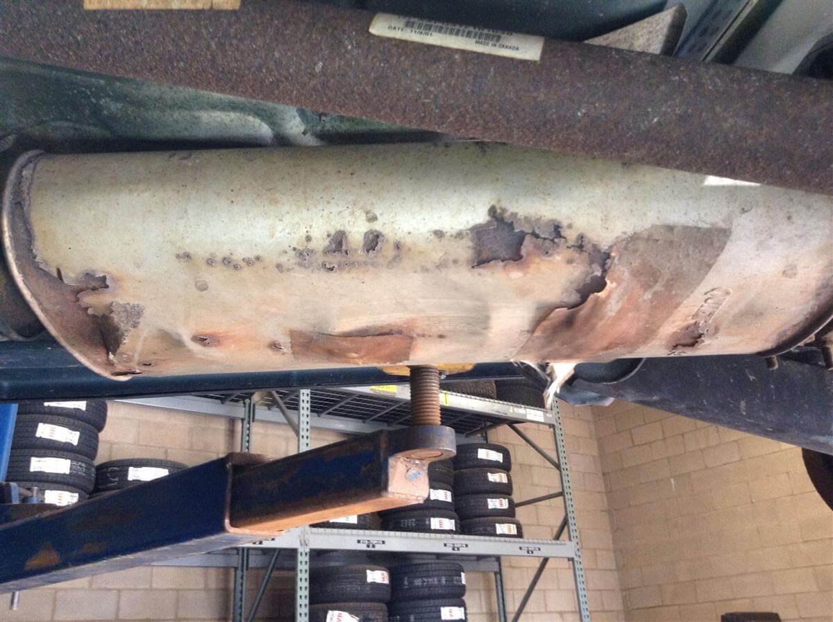 5 Ways to Prevent Rust in Your Exhaust System - V&F Auto Inc