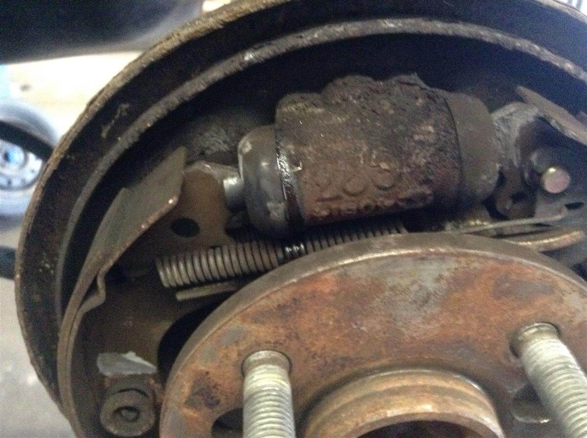 Do your brakes feel soft? It's probably your brake wheel