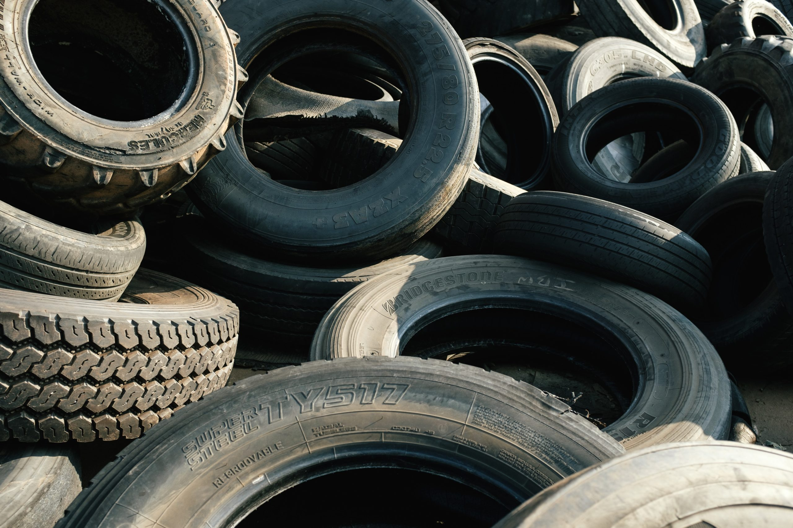 tires deflating