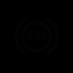 ABS warning light